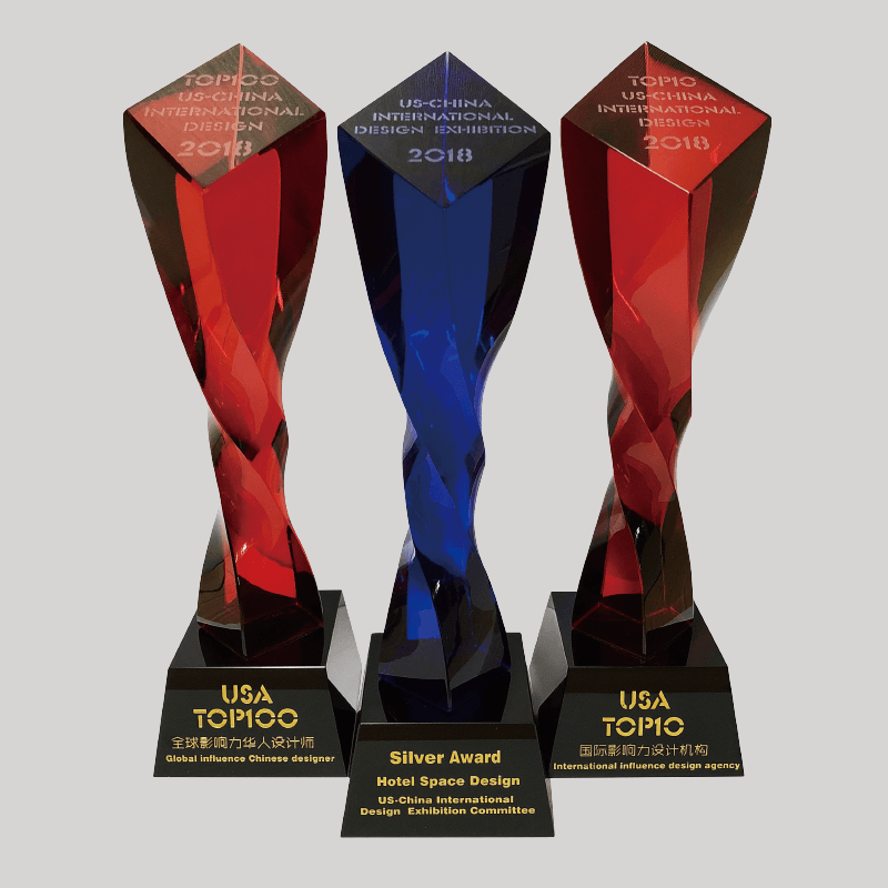 2018中国国际室内设计网三项大奖